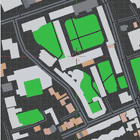 Real2sim: Automatic Generation of Open Street Map Towns For Autonomous Driving Benchmarks